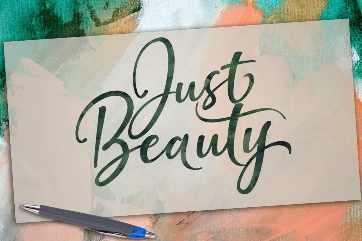 Just Beauty