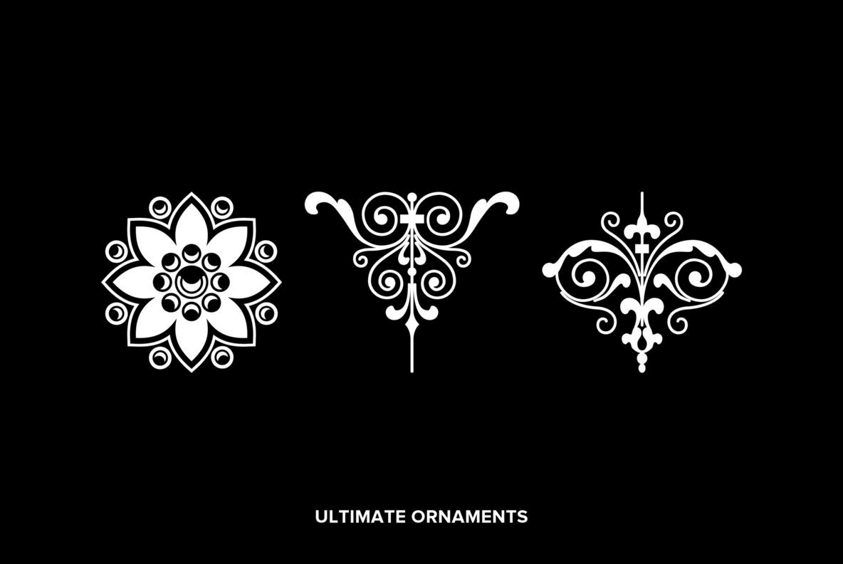 Ultimate Ornaments