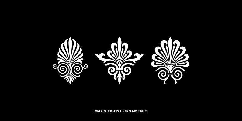 Magnificent Ornaments