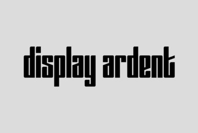 Display Ardent
