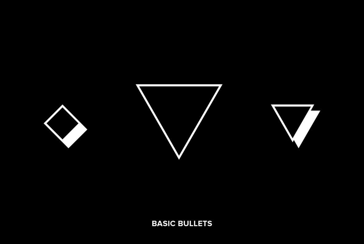 Basic Bullets