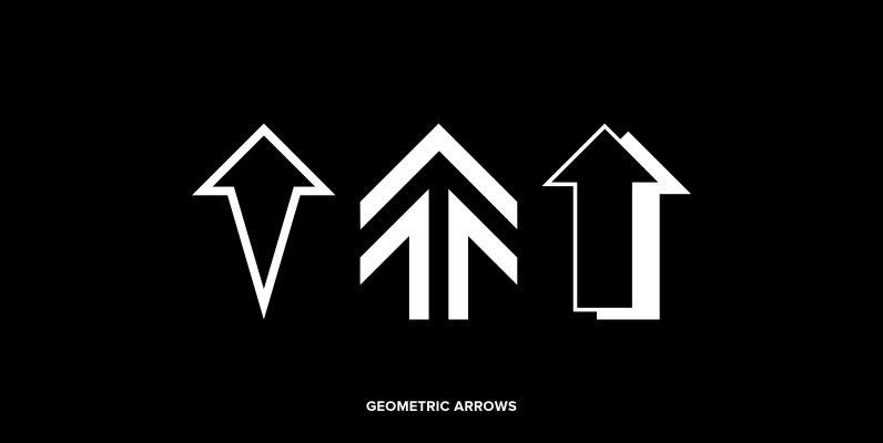 Geometric Arrows