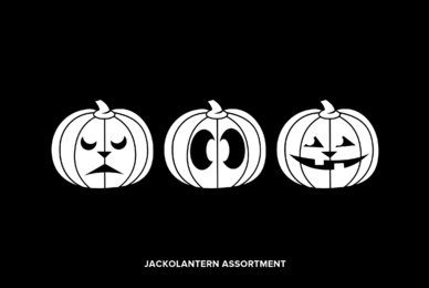Jackolantern Assortment