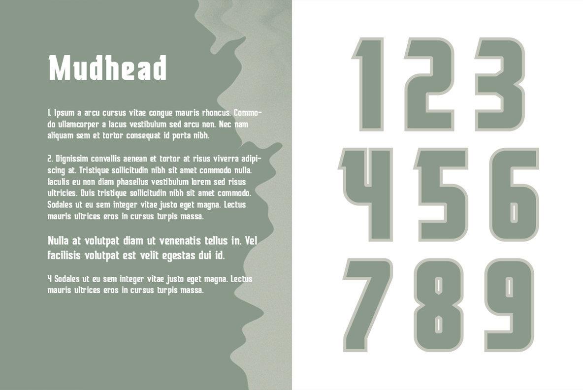 Mudhead Serif