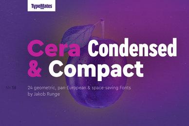 Cera Condensed Pro