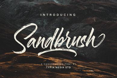 Sandbrush