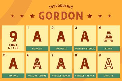 CS Gordon