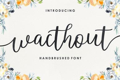 Wacthout Script