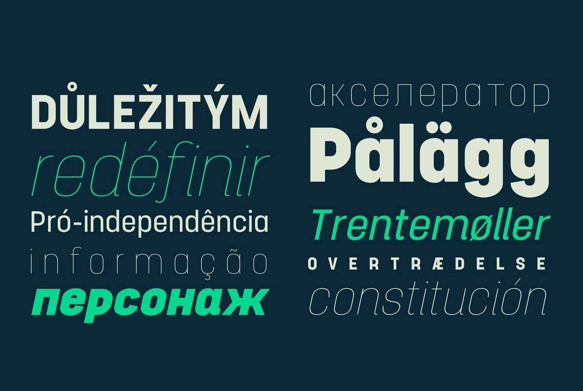 Project Sans