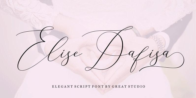 Elise Dafisa Script