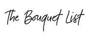The Bouquet List