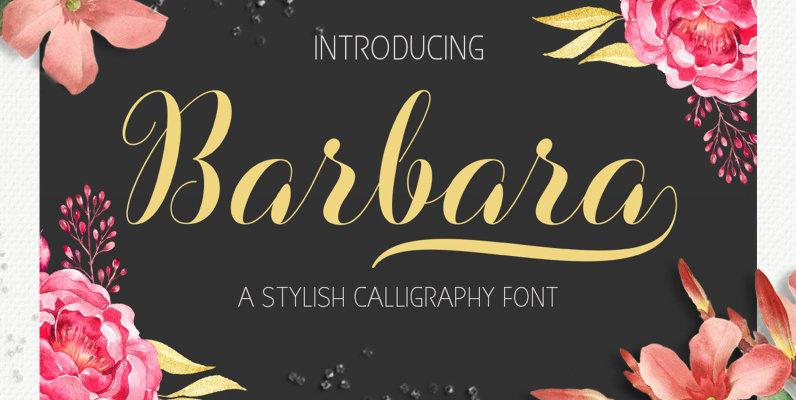 Barbara Script