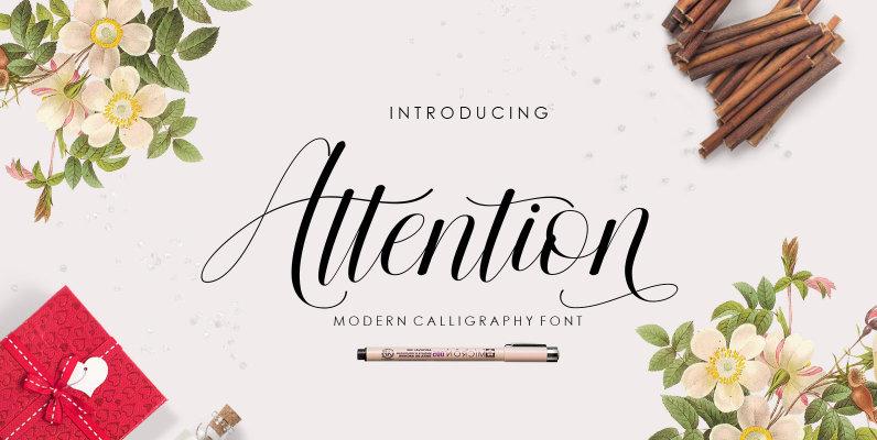 Attention Script
