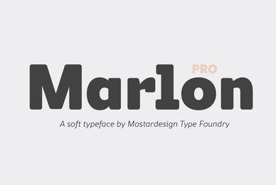 Marlon Pro