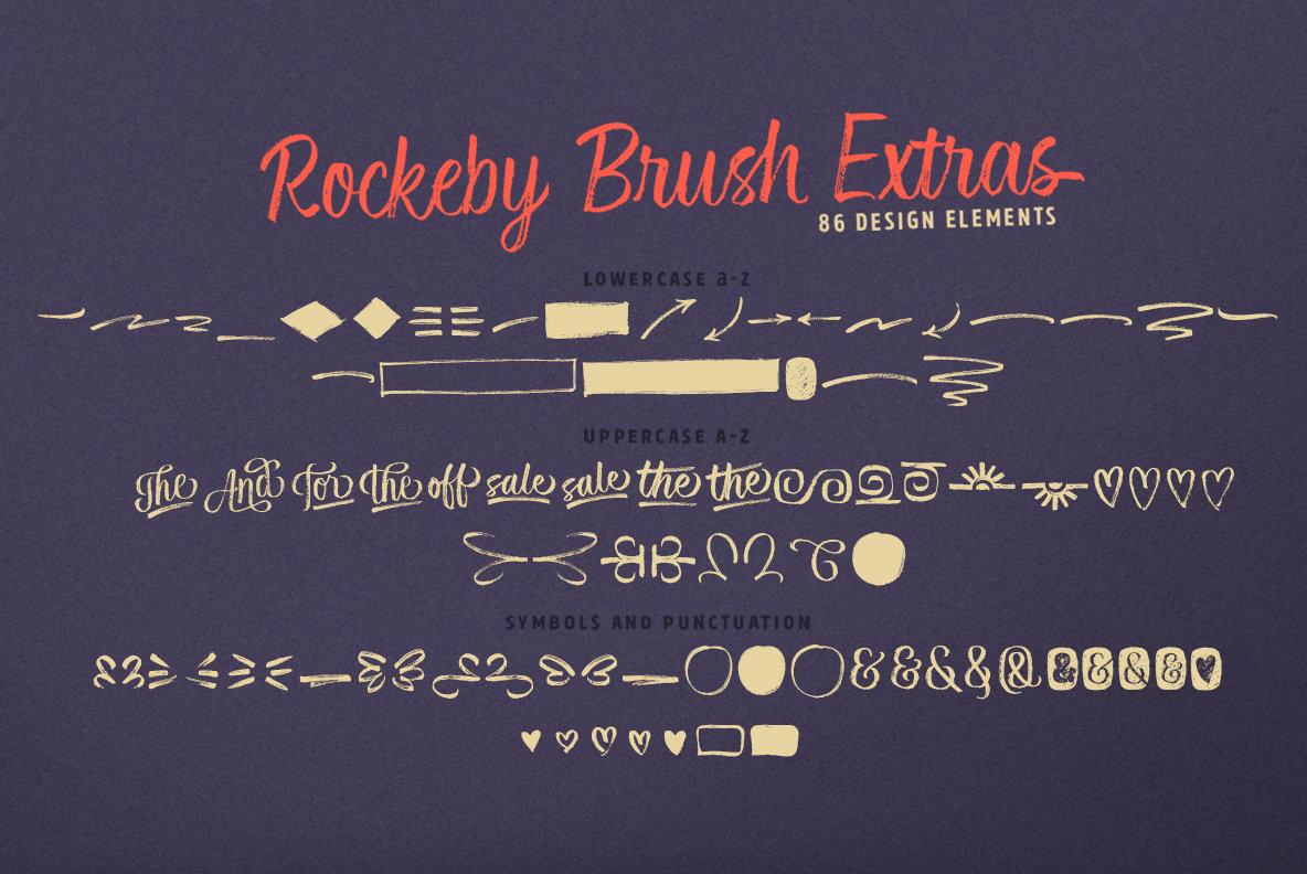 Rockeby Brush
