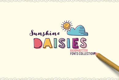 Sunshine Daisies