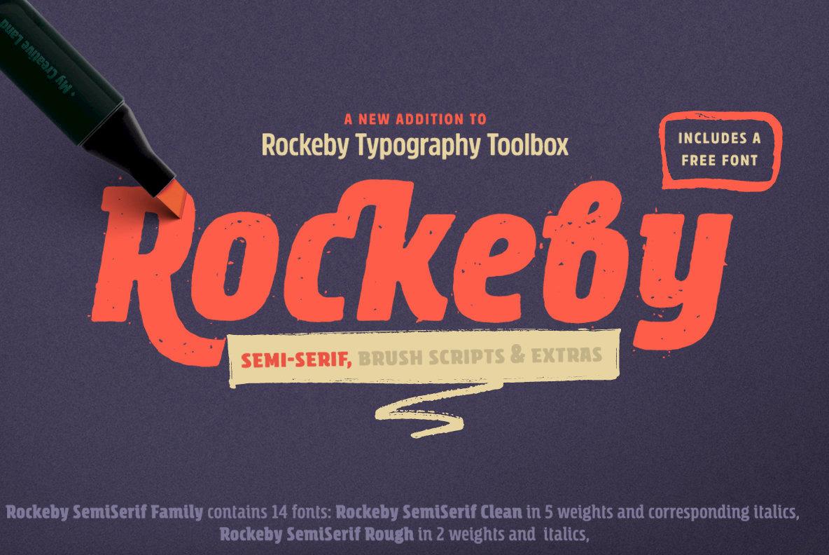 Rockeby Semiserif