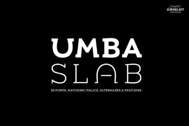 Umba Slab