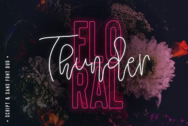 Floral Thunder