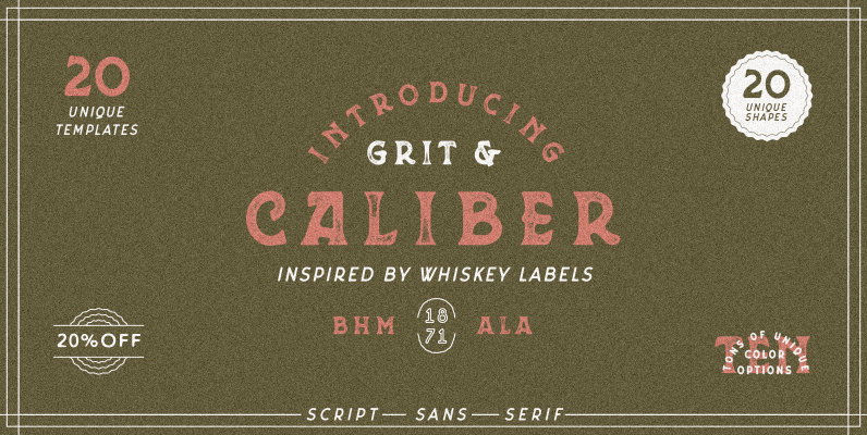Grit and Caliber