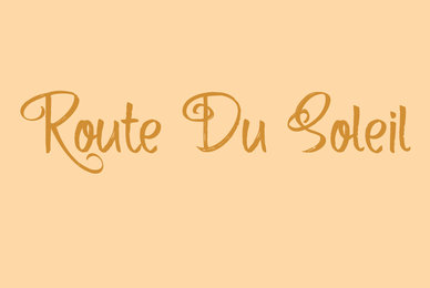 Route Du Soleil