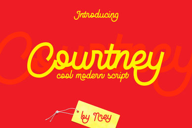 Courtney Script