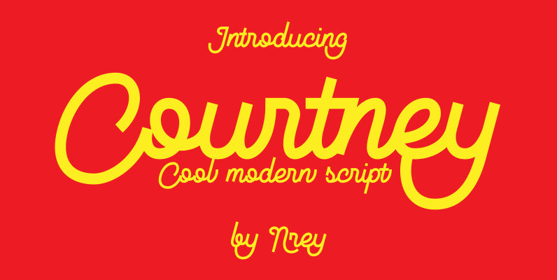 Courtney Script