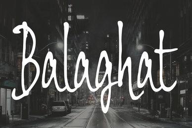Balaghat