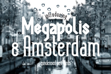 Megapolis and Amsterdam