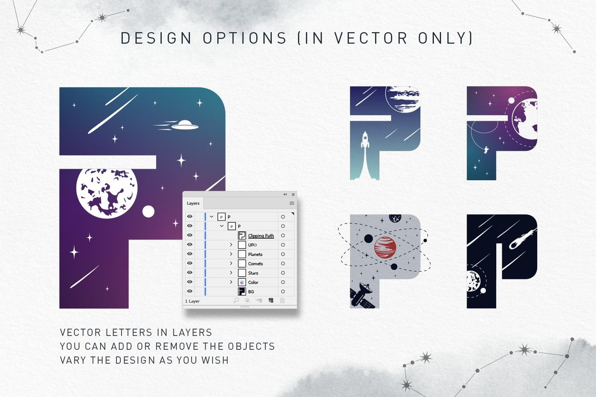 Lost In Space   SVG Font