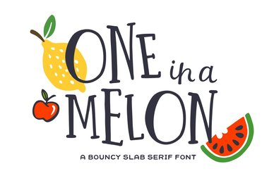 One in a Melon