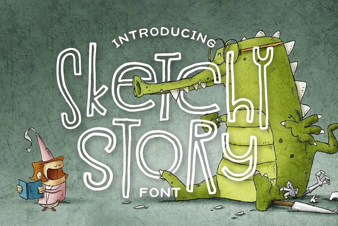 Sketchy Story