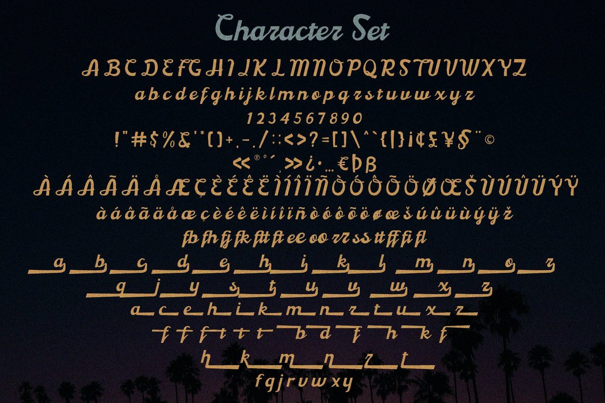 Boardley Script