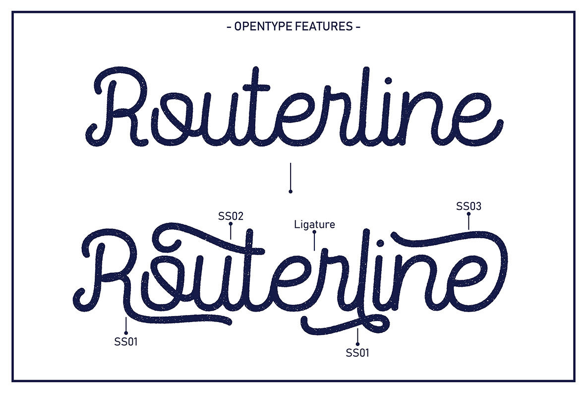 Routerline Rough