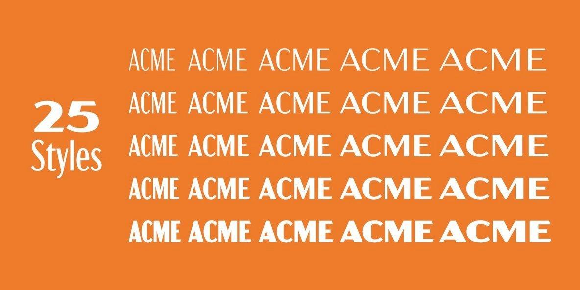 Acme Gothic