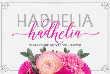 Hadhelia Script
