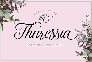 The Thuressia Script