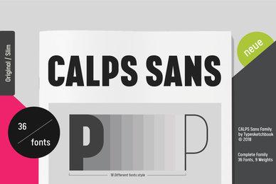 Calps Sans
