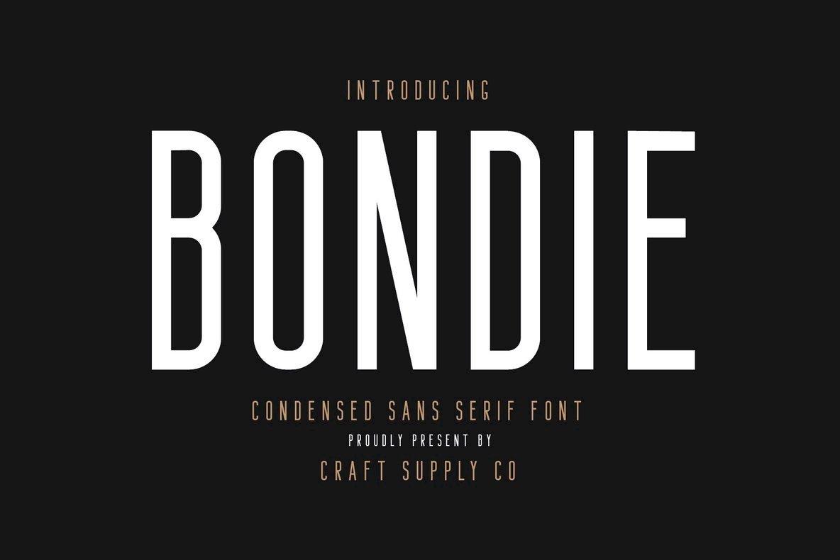 Bondie