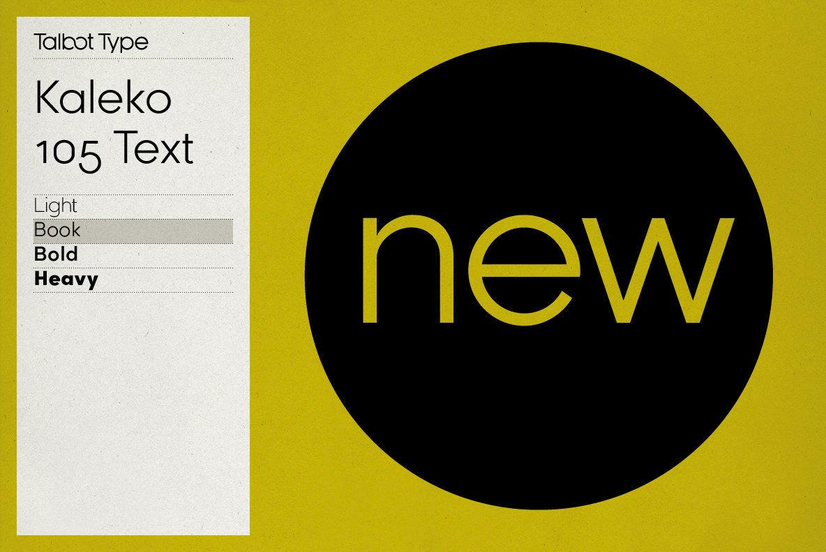 Kaleko 105 Text