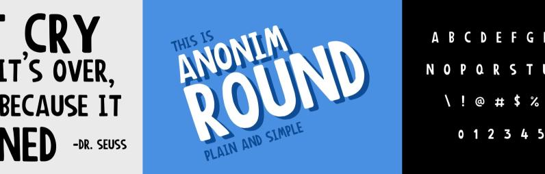 Anonim Round