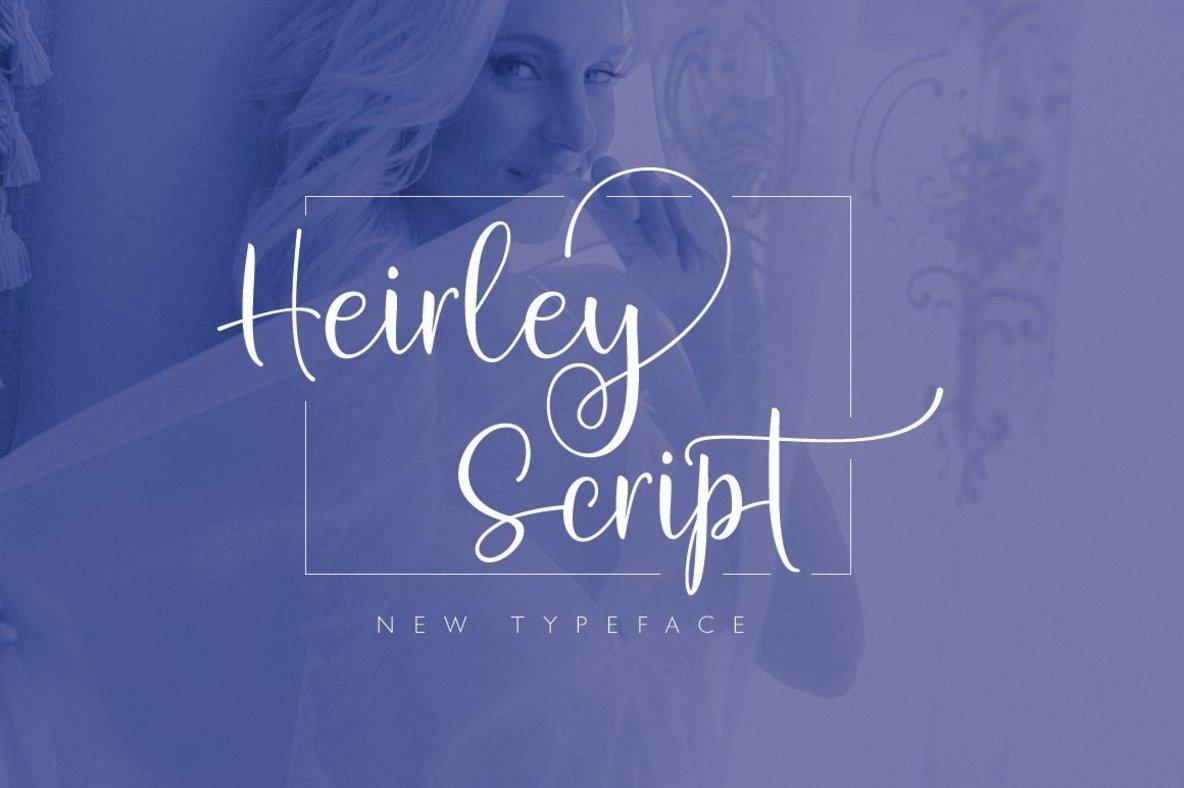 Heirley Script