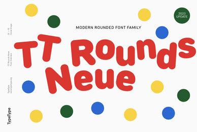 TT Rounds Neue