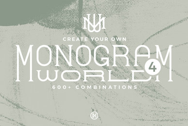 Monogram World 4