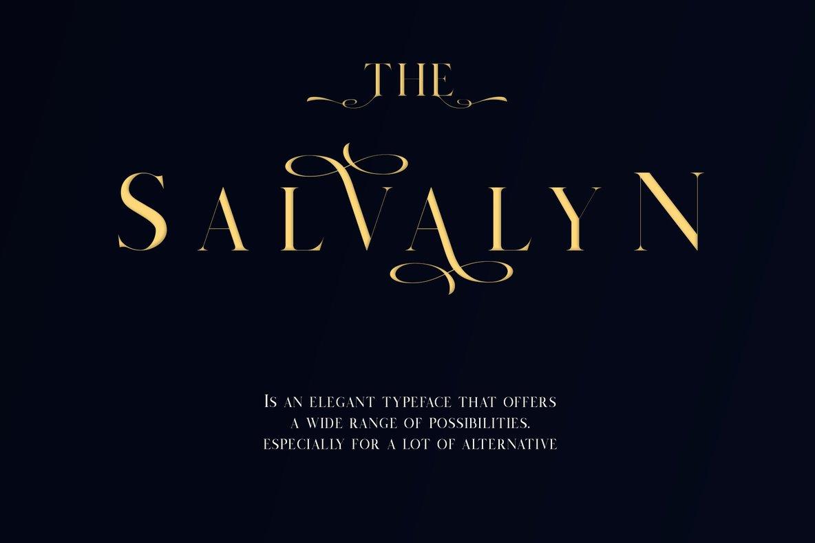 Salvalyn