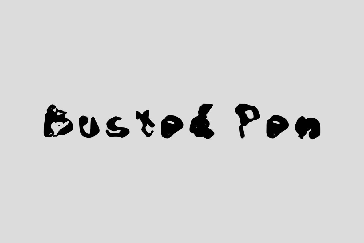 Busted Pen