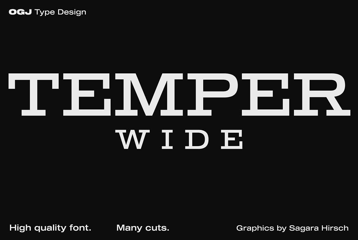 Temper Wide