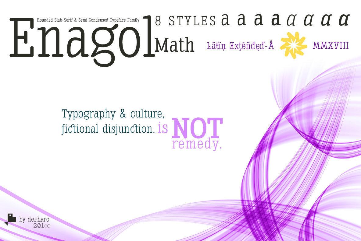 Enagol Math