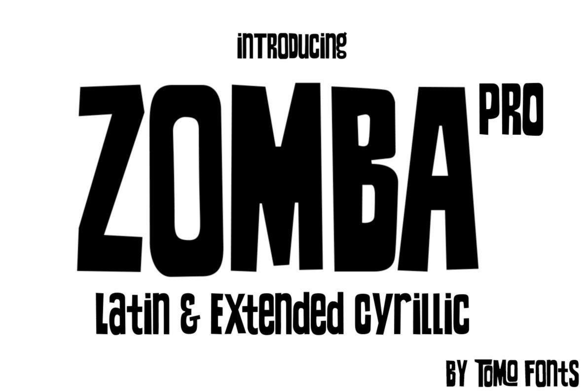 TOMO Zomba Pro