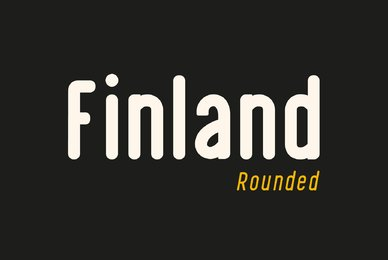 Finland Rounded
